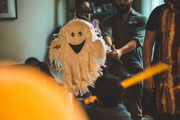 Fantôme pour Halloween