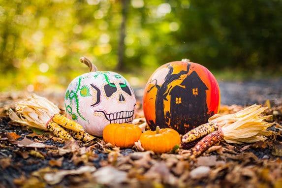 Fête des morts - Halloween Bordeaux