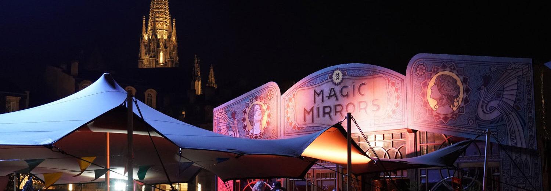Super QG du Fab au Magic Mirror quais de Saint Michel à Bordeaux
