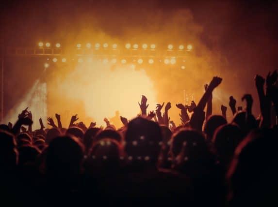 Concert au Rocher de Palmer pour Halloween