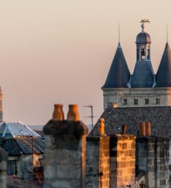 toits de Bordeaux