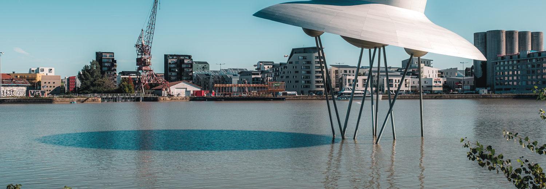Bassin à flots - culture bordeaux