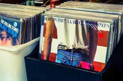 sorties à Bordeaux week-end disque vinyle