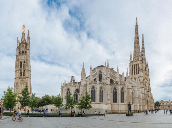 Cathédrale Saint-André aujourd'hui