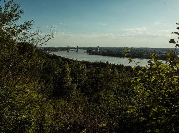 Bordeaux rive droite à lormont