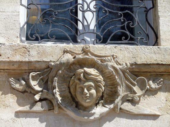 Mascaron Bordeaux