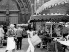 marché bio à bordeaux place st pierre