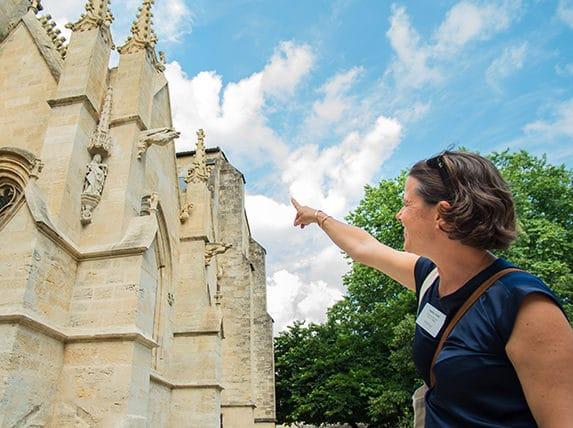 Visite contes et legendes de Bordeaux