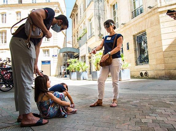 Visite contes et légendes de Bordeaux avec les enfants