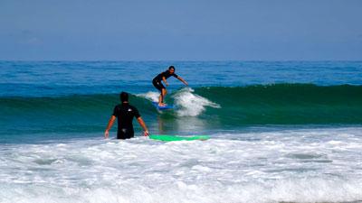 Surf & yoga pour un week-end chaleureux à bordeaux
