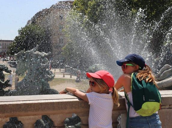 fontaine girondins