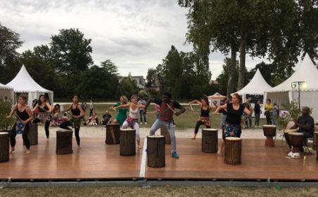 découverte d'un concert en plein air au parc peixotto bordeaux