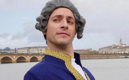 Marquis de La Fayette Boredaux