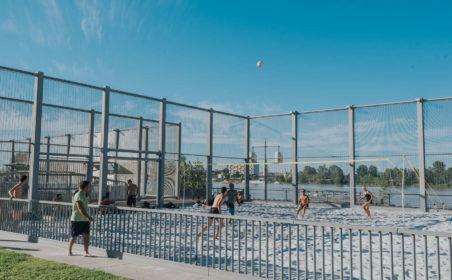 week-end animé quai des sports à bordeaux