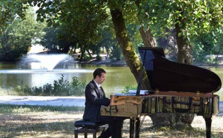 Piano au Parc Bourran