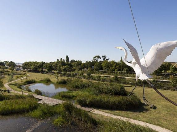 parc ornithologique terres d'oiseaux