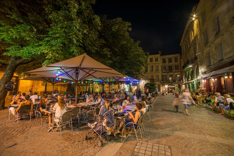 Notre sélection de terrasses à Bordeaux !