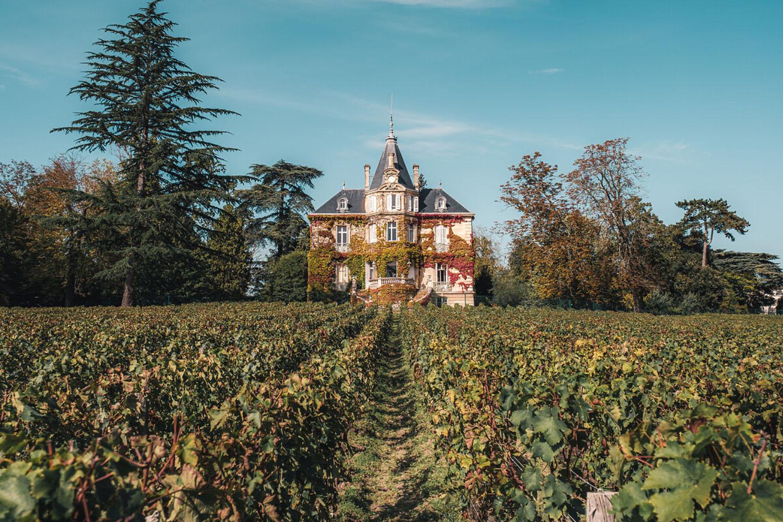 Les châteaux de Bordeaux à portée de main !