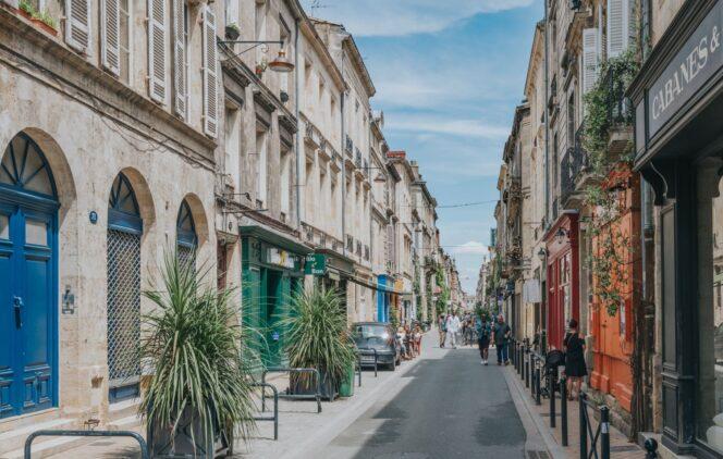 week-end artistique bordeaux chartrons rue notre dame