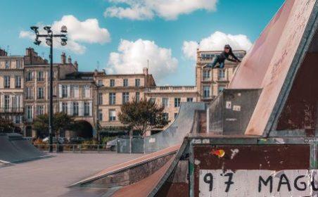 week-end artistique bordeaux skate