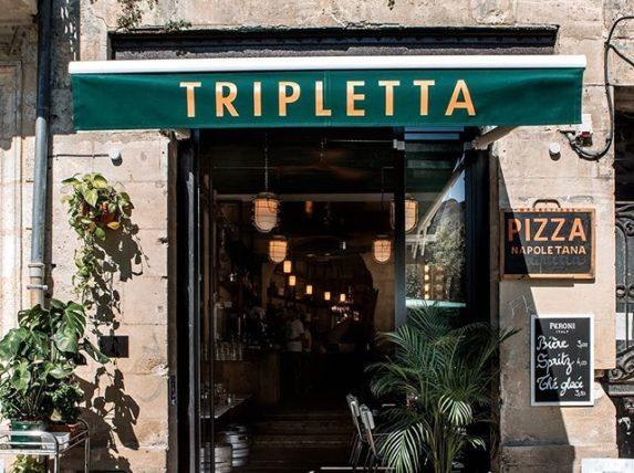 Tripletta Bordeaux saint michel