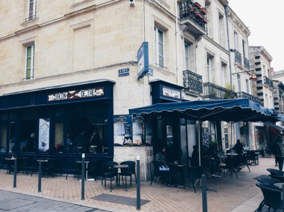 café saint michel bordeaux