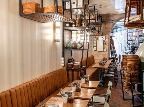 restaurant tripletta bordeaux saint michel intérieur