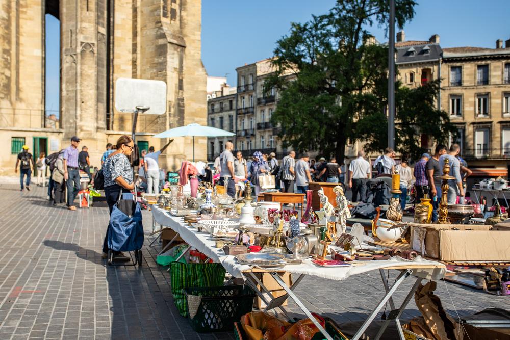 Bordeaux d'ici et d'ailleurs : visages de Saint Michel