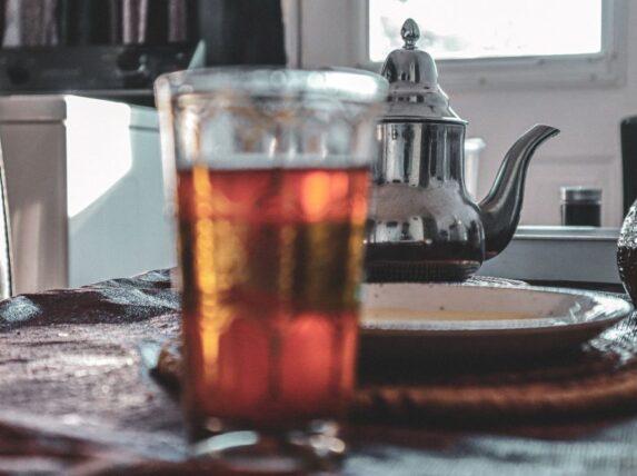 thé à la menthe saint michel bordeaux