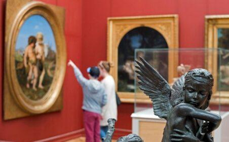 enquête au musée des beaux arts de Bordeaux pour un week-end de nature et aventure
