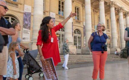 week-end à Bordeaux découvertes sonores et visite guidée
