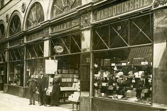 Bordeaux librairie Mollat