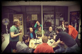 Bordeaux podcast Radio Campus