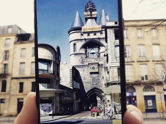 Bordeaux visite podcast invisible
