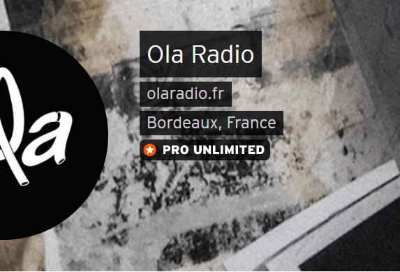 Bordeaux Podcast Ola radio