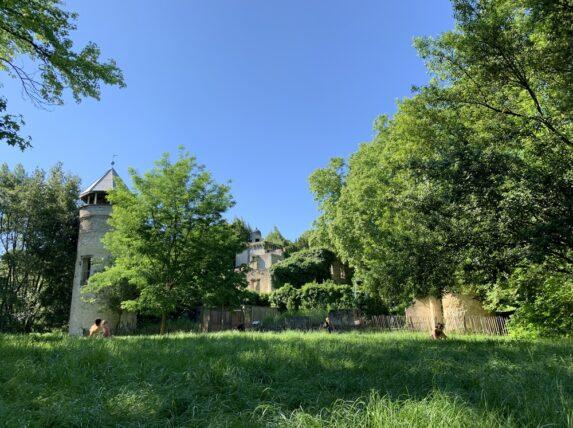 Parc Rivière - Balade à Bordeaux