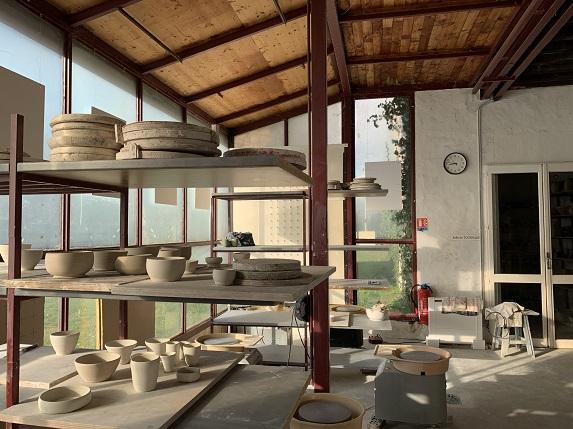 dans les coulisses de la poterie de Gradignan