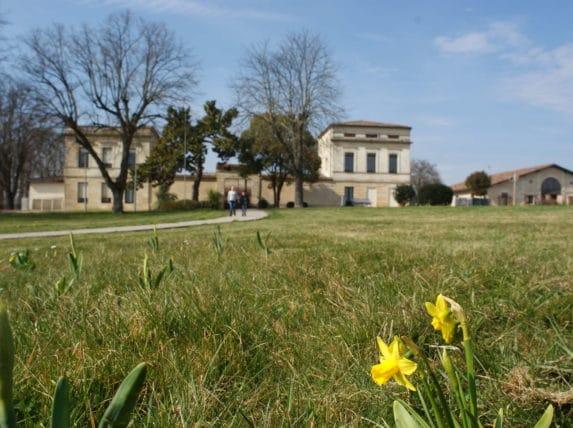 parc Favols - balades sur la rive droite de Bordeaux