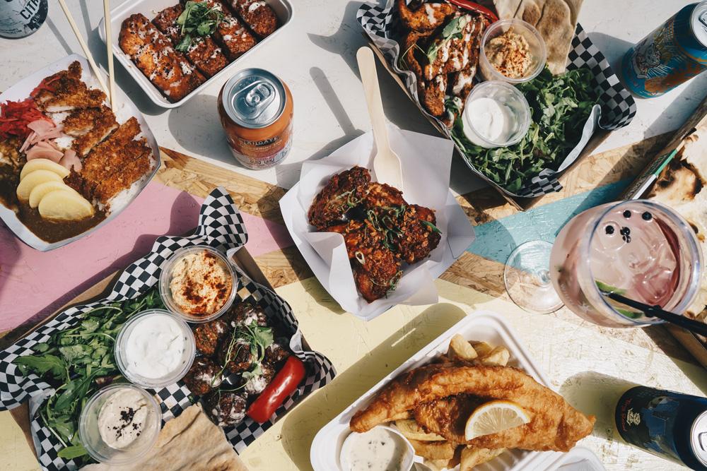 Les meilleures combinaisons de restaurants à emporter et spots pour pique-niquer