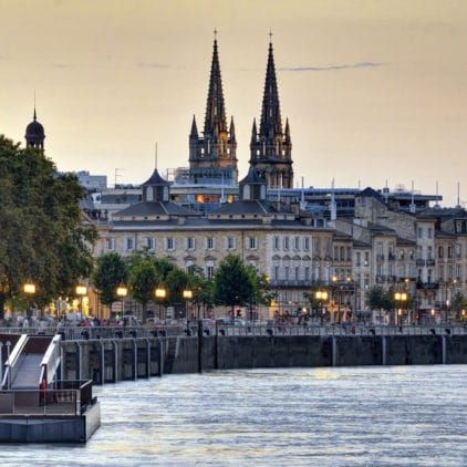 week-end de mai déconfiné à Bordeaux