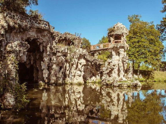 Famille Parc de Majolan Bordeaux © Pierre Planchenault