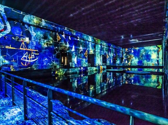 Bassins de Lumières Bordeaux visite