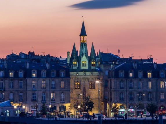 Famille Bordeaux Porte Cailhau © Steve Le Clech