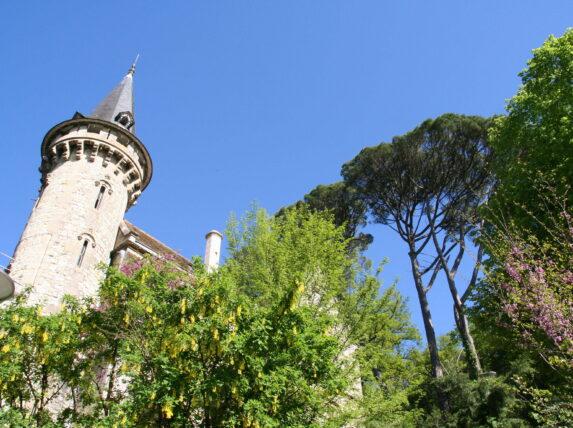 Parc du Castel à Floirac
