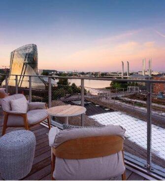 Bordeaux terrasse éphémère rooftop