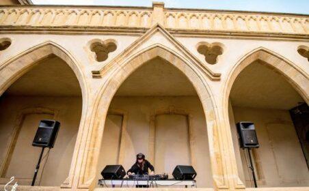 Week-end Djs set Open air Bordeaux saint emilion