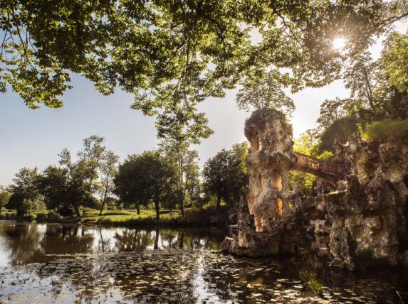 Parc deMajolan Parc des Jalles