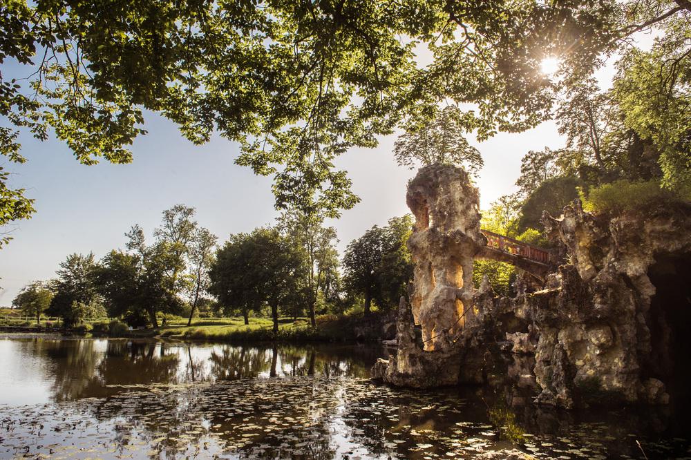 Le Parc des Jalles : un parc, des parcs