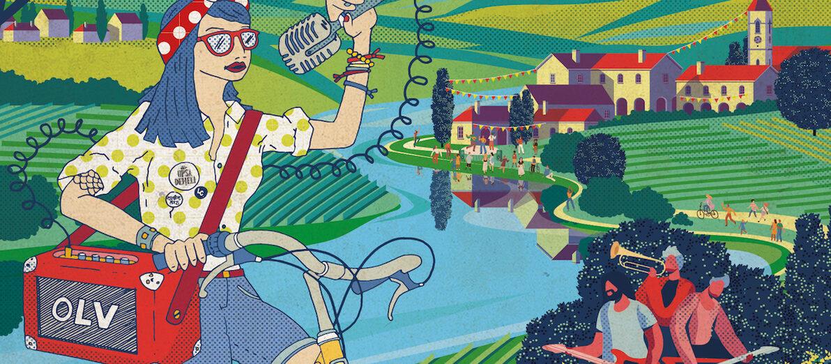 Les festivals d'été à Bordeaux et en Gironde