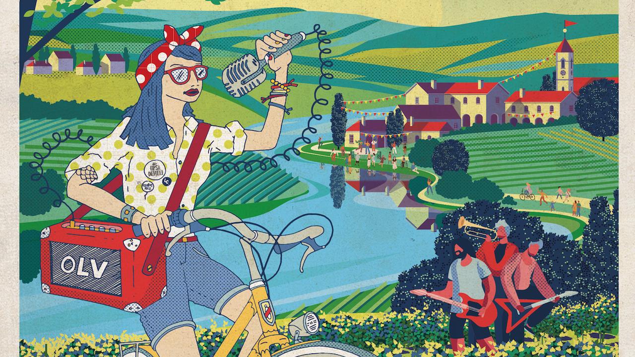 Festivals d'été à Bordeaux et en Gironde !